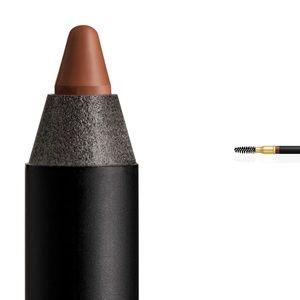 Christian Louboutin crayon brown defined in Auburn